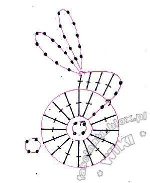 Hase Häkeln - crochet rabbit - CELHO DE CROCHE PASCOA http://img5.imageshack.us/img5/6784/minizajczeksch300zw.jpg