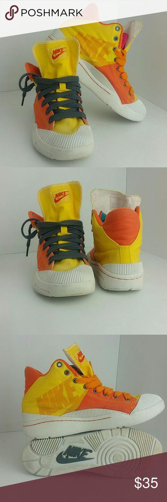 NIKE OUTBREAK HI TOPS WOMEN SHOES VERY CLEAN INSIDE-OUT   SKE # ZL NIKE  Shoes Sneakers