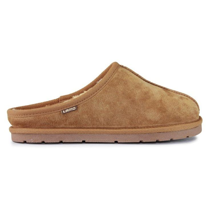 Lamo Ladies Mule Slipper Chestnut, Women's, Size: 5 - EW1612 - CHESTNUT - 5