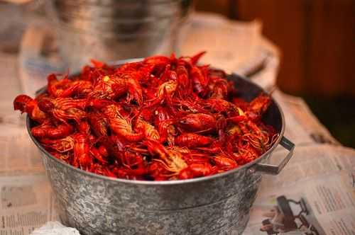 7 Spots for Great Boiled Crawfish in New Orleans   They almost got this right, cause mine are the BEST. lol