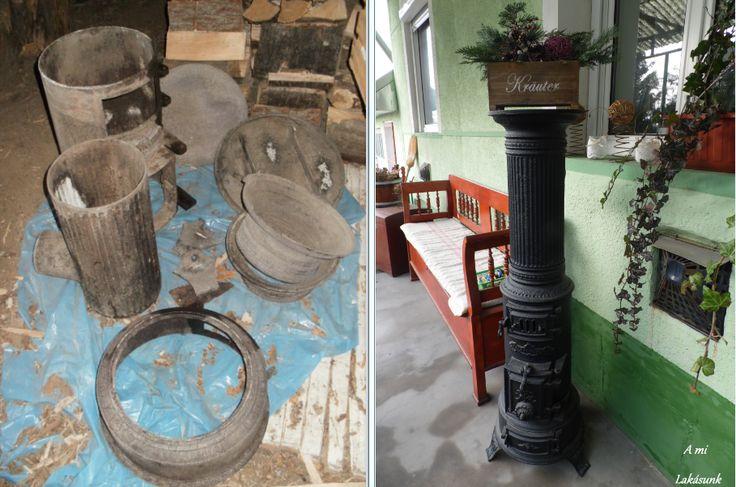 old fireplace diy