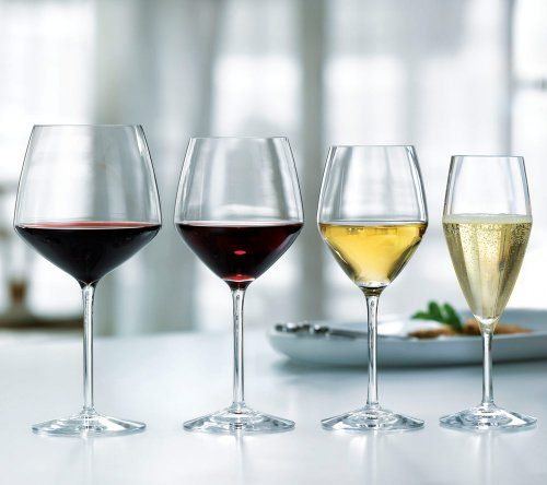 Holmegaard Perfection Bourgogne Glass, Set of 6