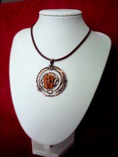 "Sutache Alexandry - unique jewellery: ""W Sercu Labiryntu"""