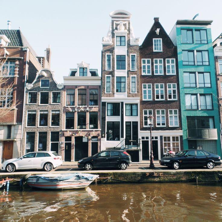 Amsterdam / photo by Ramona