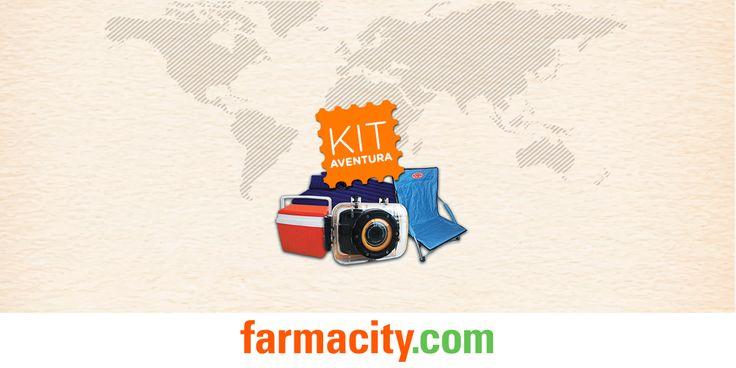 Farmacity.com - Completá tus datos y participá por un KIT AVENTURA