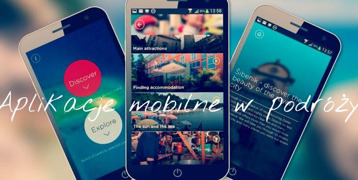 Aplikacje mobilne dla podróżujących do Chorwacji