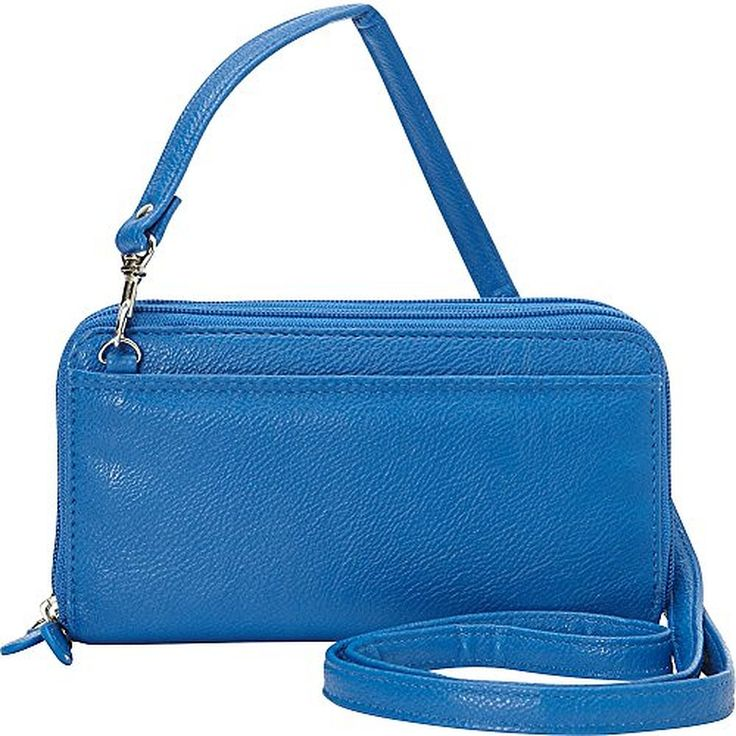 Buxton The Ultimate Double Zip Organizer - Exclusive Colors