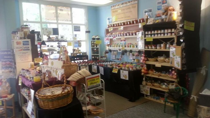 This is what Our Candle Shop Looks like :) Skylite Soy Candle Shop ...
