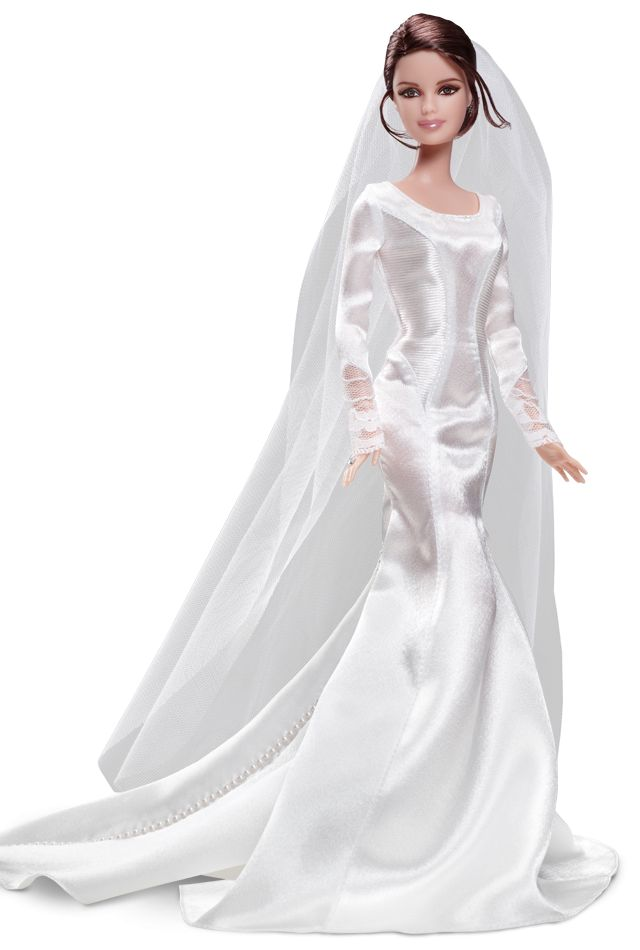 The Twilight Saga: Breaking Dawn — Part 1 Bella Doll - Pop Culture - 2012 The Twilight Saga Collection- Barbie Collector