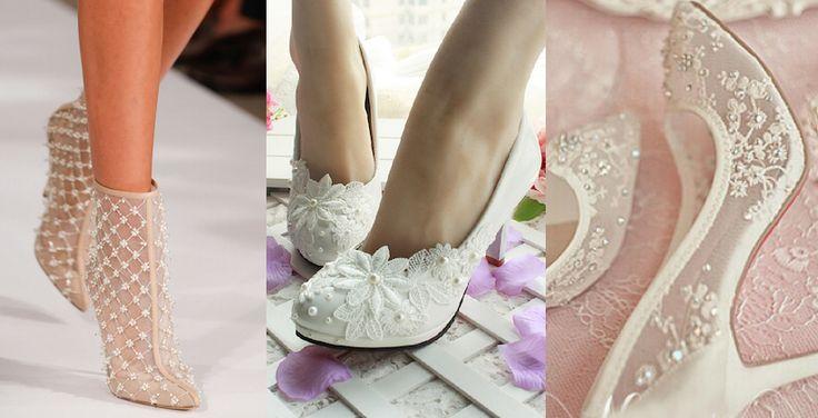 Scarpe sposa primavera 2015