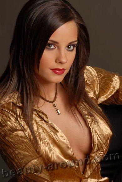 Afghan Girl Eyes Wallpaper Beautiful Hungarian Women Koller Katalin Miss Hungary 2007
