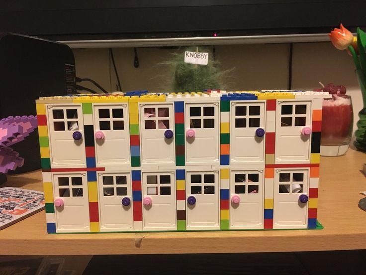 Mrs Penguin Lego Advent Calendar - Day 20 — Bright Green Penguin