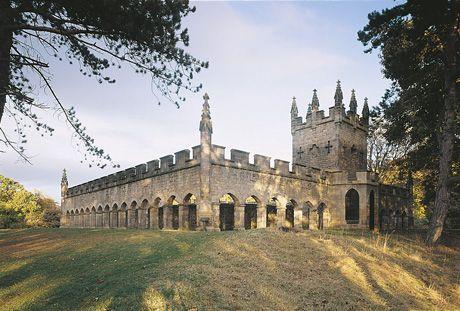 Deerhouse, Auckland Castle, Bishop Auckland.