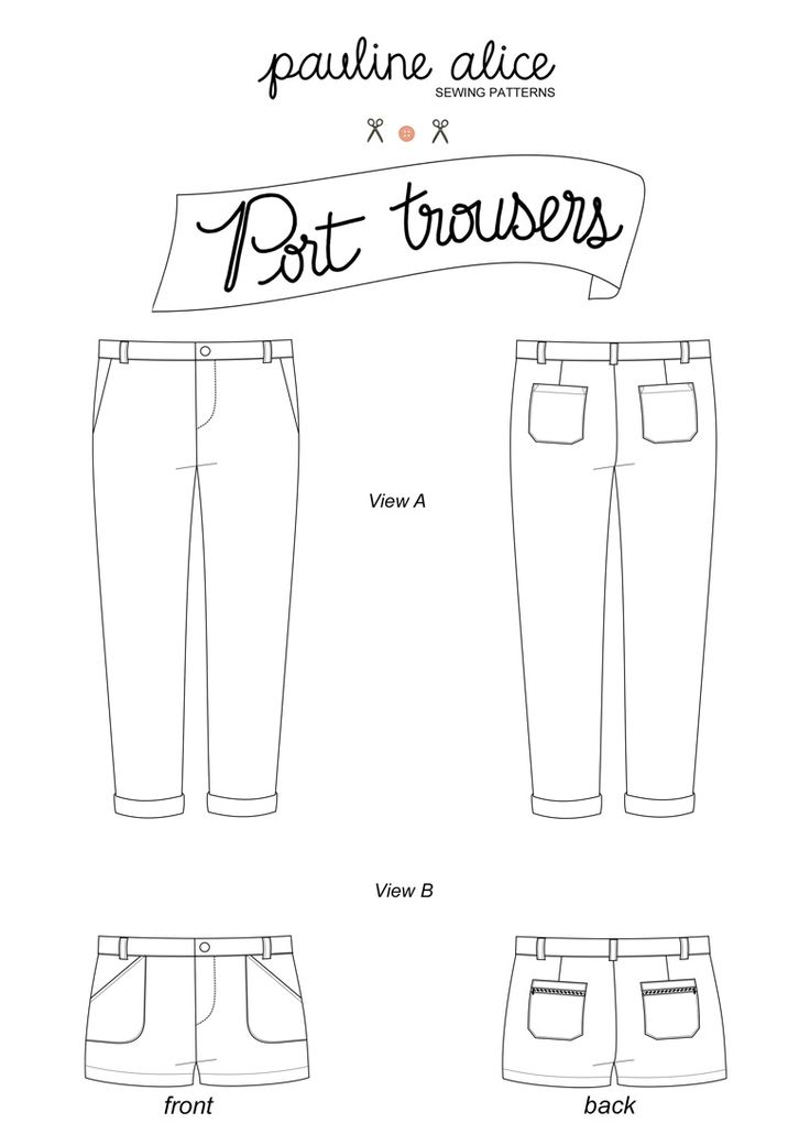 Port trousers 6