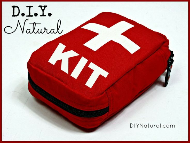 DIY First Aid Kit - A Homemade and Natural Solution – Creating a DIY first aid kit, full of natural healing goodies, is easier than you think. We've learned through experience and are sharing our tips with you now!
