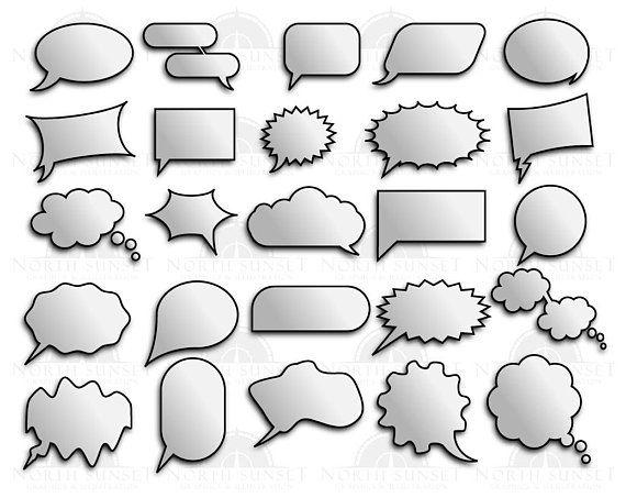 25 3d Speech Bubbles Vector Eps Svg Png Speech Balloon Text Bubble Comics Graphic Eleme Text Balloon Balloons Text Speech Bubble