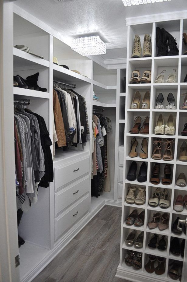 Best 25+ Diy Walk In Closet Ideas That You Will Like On Pinterest | Closet  Remodel, Master Closet Layout And Master Closet Design