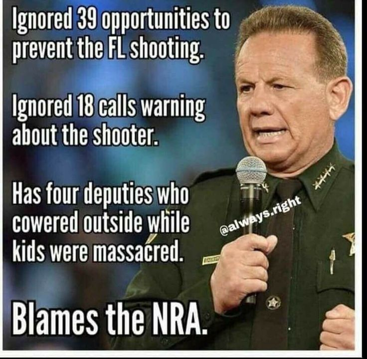 A sad case for Law Officer, even I who have done something the first time I went to this lunatic's home. all NRA members are wondering why it's our fault ?? when people in charge don't do their job.