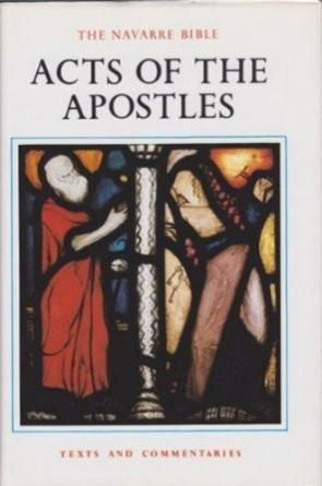 Acts of the Apostles (The Navarre Bible)