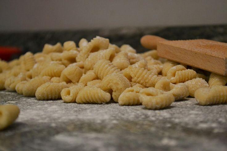 Il Supremo: Gnocchetti d'acqua e farina di grano Saraceno grat...
