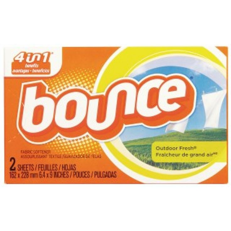 Bounce Dryer Sheets Vending Pack