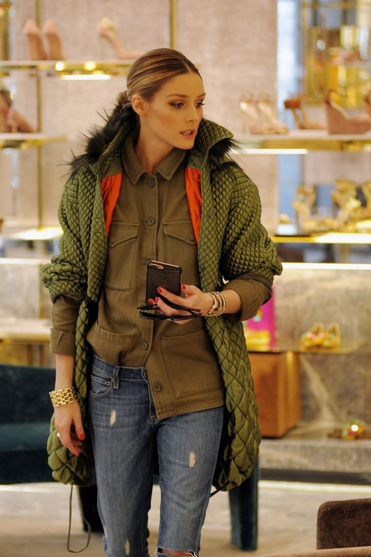 2273 Best Images About Olivia Palermo Style On Pinterest Fashion Weeks Olivia D 39 Abo And
