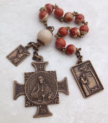 All Beautiful Catholic Beads: Tenners now for sale