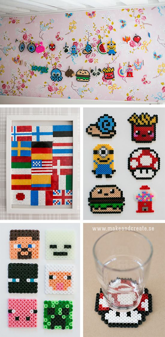 17 Best images about Hama beads on Pinterest | Perler bead ...
