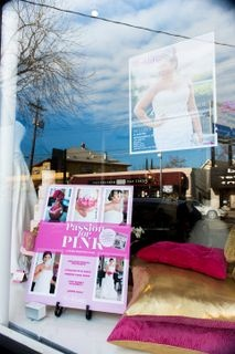 "Did you ""like"" Passion for PINK on Facebook?! Photographed by Charleton Churchill"