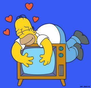 Yo AmoNetflix #labettyrizzo #Simpsons