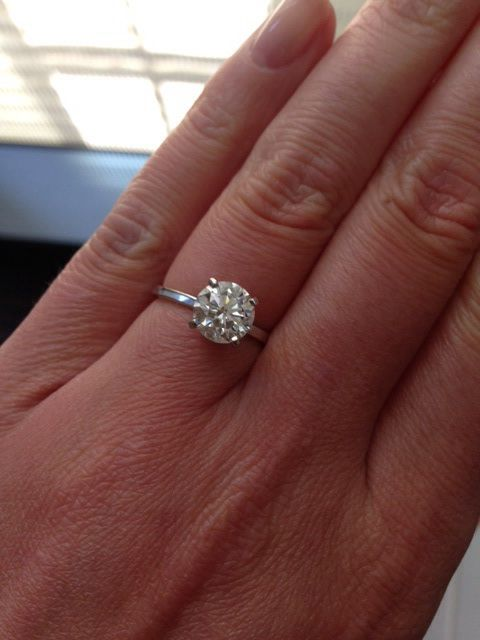 60 best ideas about Engagement Ring Wedding Bands on Pinterest