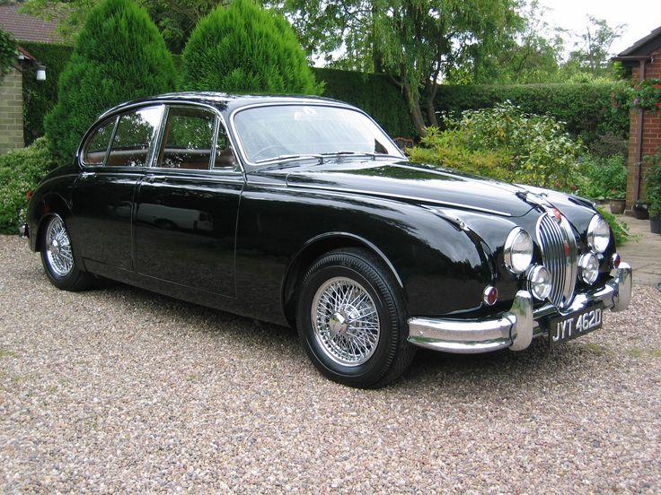 Jaguar MK2 1960's