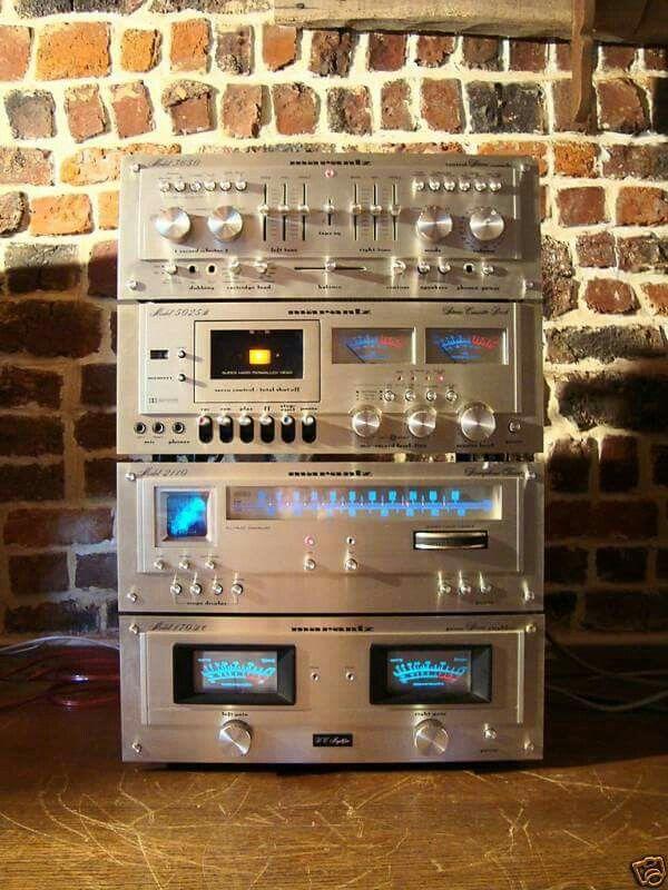 marantz classic audio equipment pinterest. Black Bedroom Furniture Sets. Home Design Ideas
