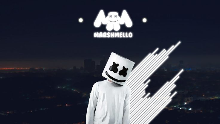 Marshmello by Friz0 M A R S H M E L L O ♥ Pinterest