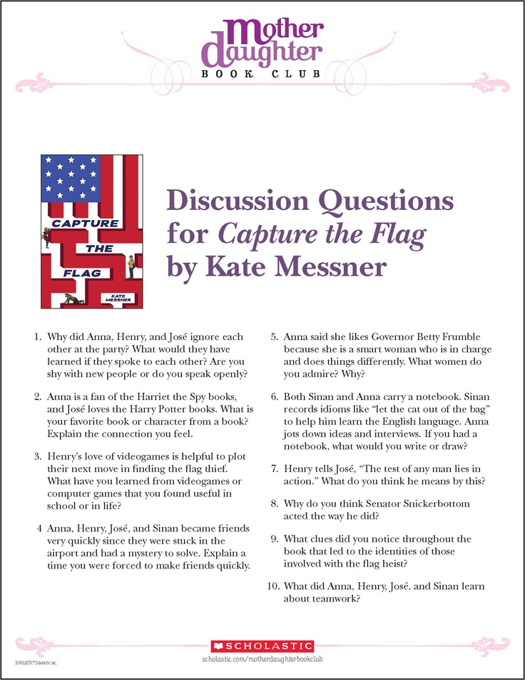 16 best images about Capture the Flag Resources on Pinterest ...
