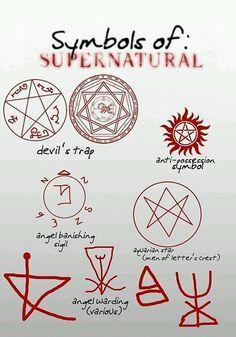 supernatural angel symbol - Google Search