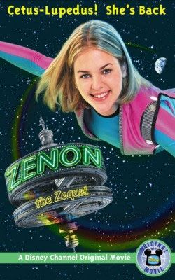 zenon the zequel - oh my gosh... I was obsessed with both of these movies.