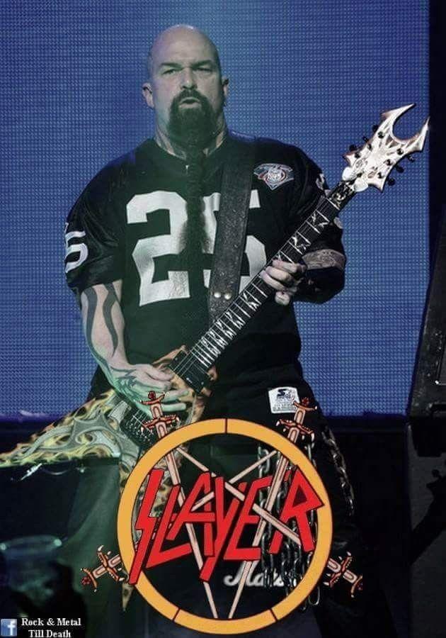 Slayer Repentless Christ Image Mens Black T Shirt Heavy Metal Music Kerry King