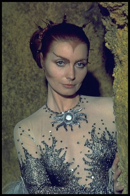 Catherine Schell from Space 1999 (1976)