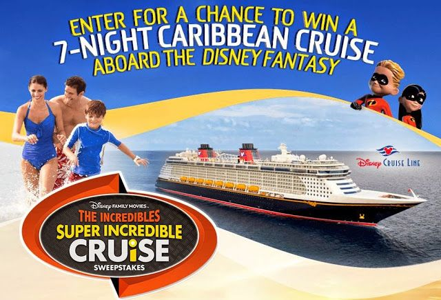 Win Your Way to Disney! Sweepstakes and Contests