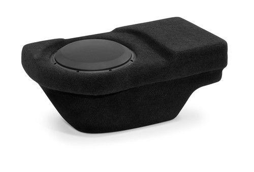 JL Audio SB-D-QDRAM/10W3v3: Stealthbox® for 2002-Up Dodge Ram 1500 Quad Cab, 2003-Up 2500 & 3500 Quad Cab & 2009-Up Crew Cab