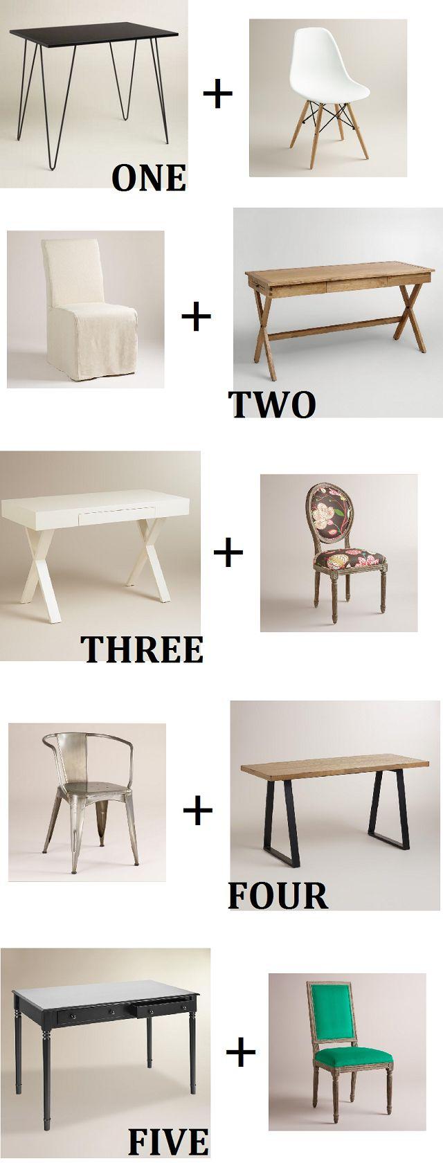 Best 25+ Small desks ideas on Pinterest   Small desk bedroom ...