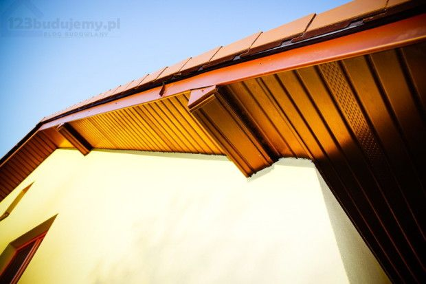 Podbitka pcv samodzielny montaż krok po kroku #blogbudowlany #podbitka #dach #budowadomu
