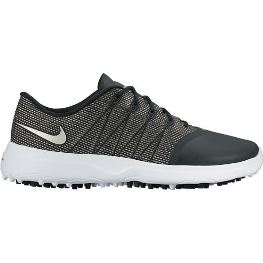 Check out our Black/White/Metallic Silver Nike Ladies Lunar Empress 2 Golf  Shoes! Find the best Golf Accessories at Click through to own this shoes!