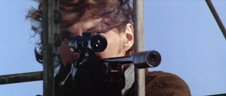 Andrew Robinson as Scorpio in Dirty Harry.
