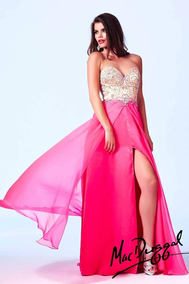 59 best Mac Duggal 2014 Prom Dresses! images on Pinterest | Prom ...