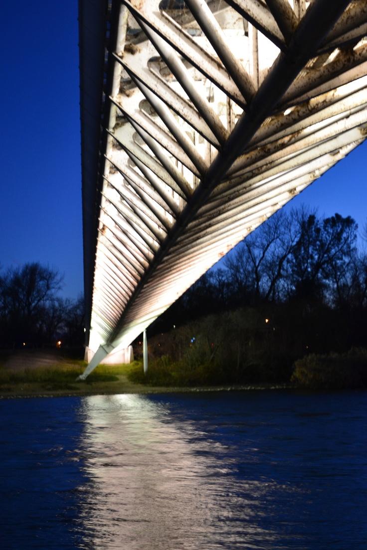 no edits, just perfect lighting :) @ Sundial Bridge, Ca
