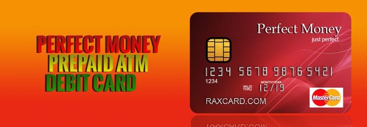 RAXcard is the most trusted and quick Perfect Money ATM debit card that can provides for your prompt access to your electronic money. This Perfect Money debit card is trusted because here your security is completely secured. No name is written in the card and therefore card holder identity is fully nameless.