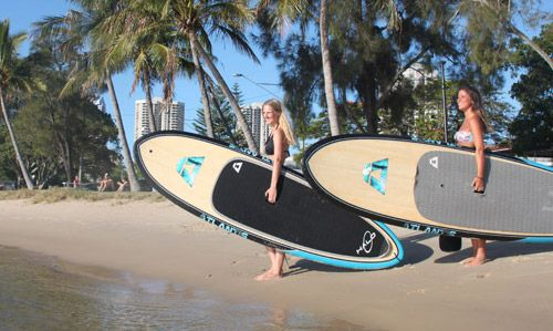 Stand Up Paddle Board Gold Coast Queensland