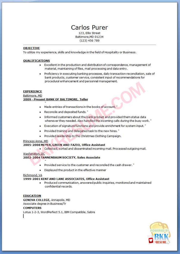 Bank Teller Job Description Billing Specialist Job Description